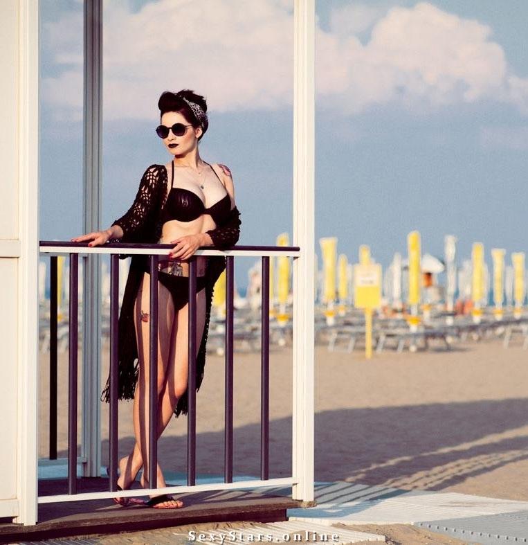 Эвелина Лисовска голая. Фото - 22