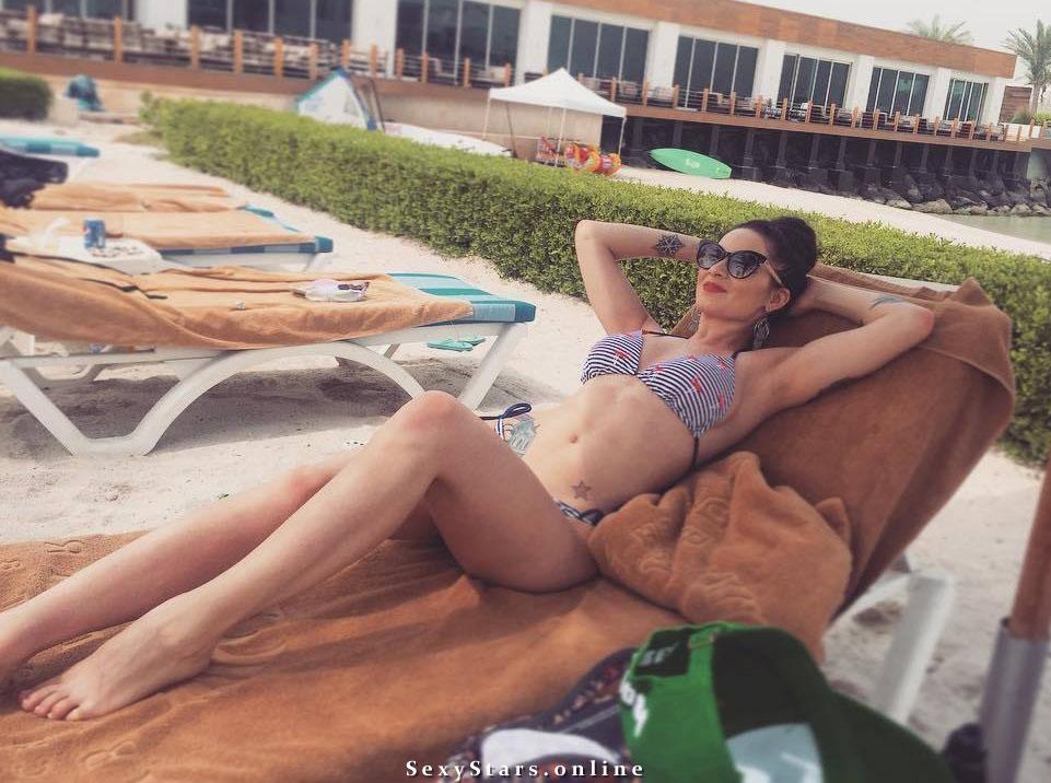 Эвелина Лисовска голая. Фото - 25