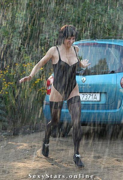 Гражина Вольщак голая. Фото - 5