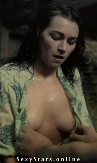 Джоанна Пакула голая. Фото - 1