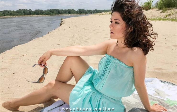 Катажина Цихопек голая. Фото - 49