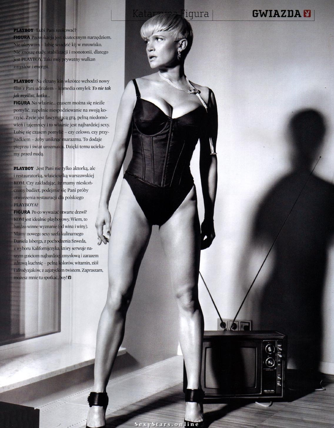 Katarzyna Figura nahá. Fotka - 73