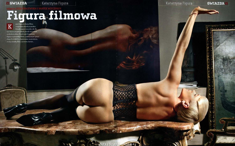 Katarzyna Figura nahá. Fotka - 81