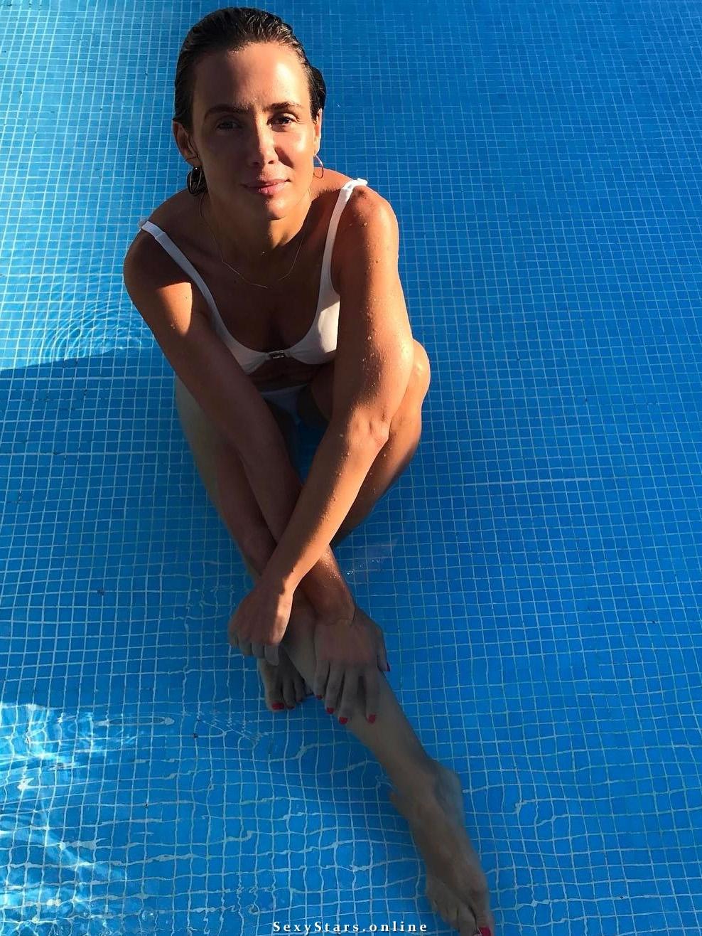 Кинга Русин голая. Фото - 47