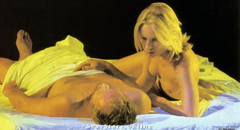 Магдалена Целецка голая. Фото - 9