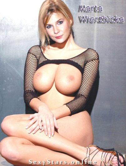 Марта Вежбицка голая. Фото - 21