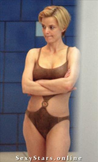 Monika Richardson (Zamachowska) Nackt. Fotografie - 1