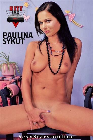 Paulina Sykut-Jeżyna nahá. Fotka - 13