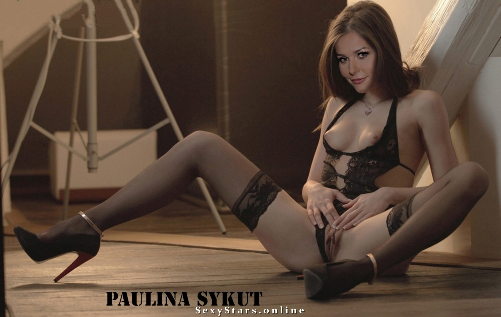 Paulina Sykut-Jeżyna nahá. Fotka - 31