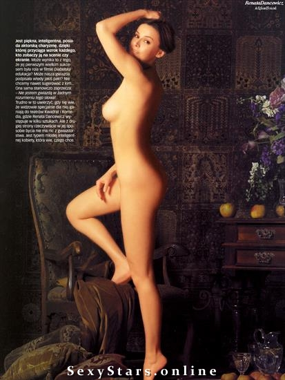 Renata Dancewicz nude. Photo - 36