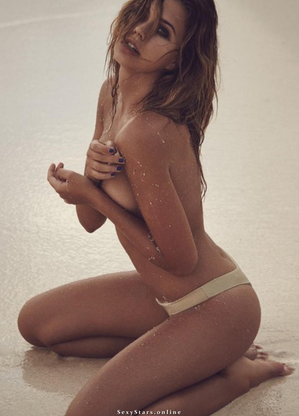 Сандра Кубика голая. Фото - 24
