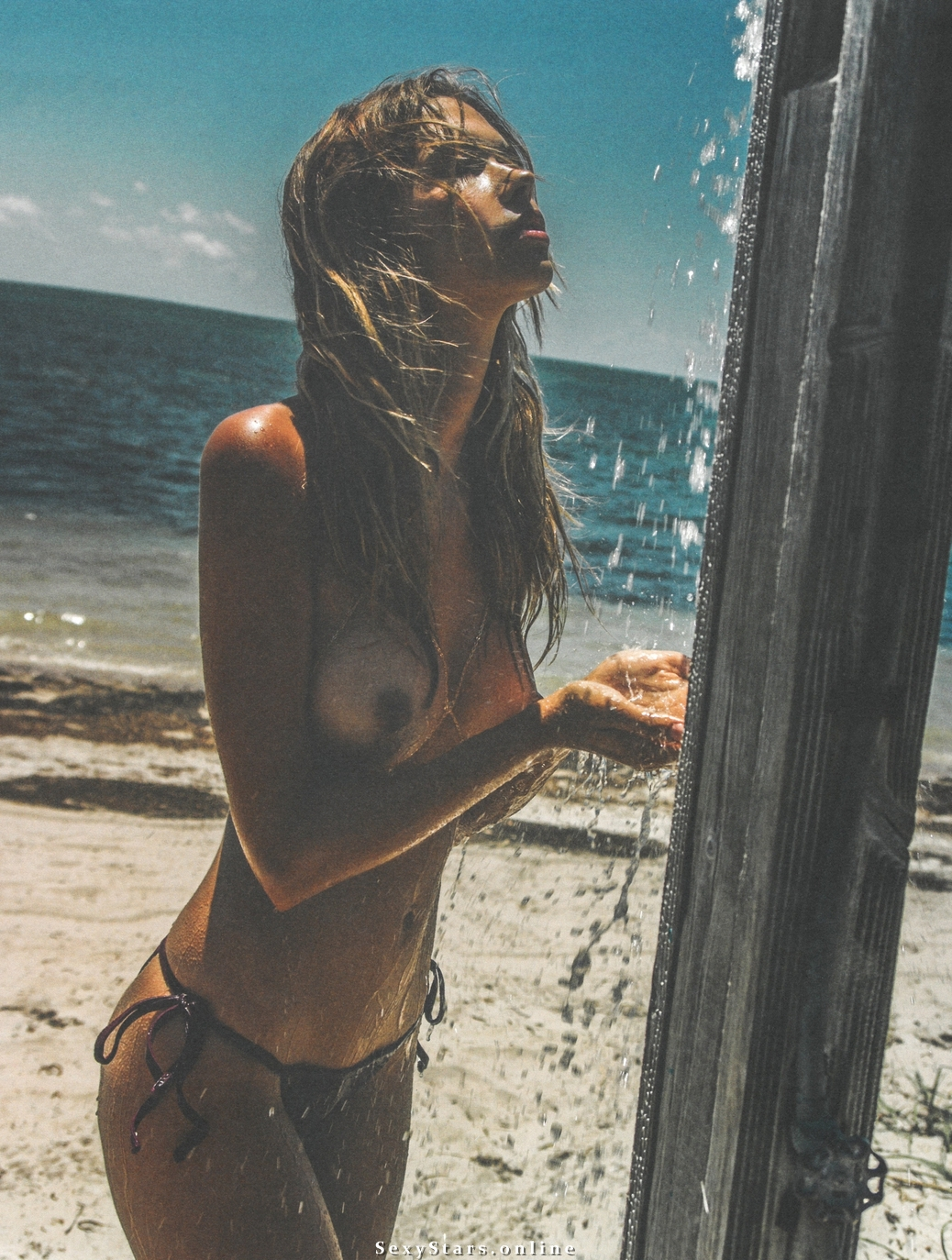 Сандра Кубика голая. Фото - 26