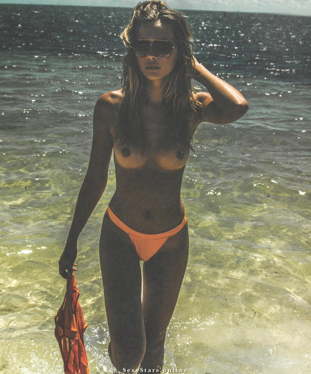 Сандра Кубика голая. Фото - 27