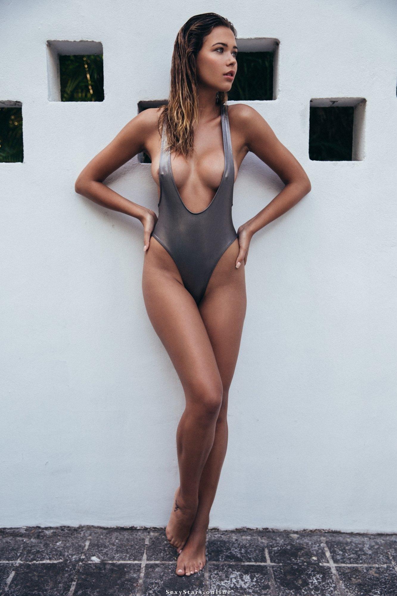 Сандра Кубика голая. Фото - 62