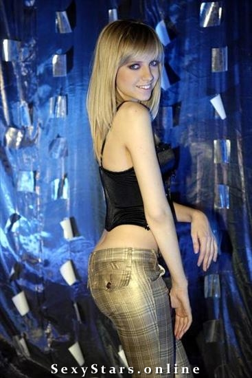 Sasha nackt Strunin Bio