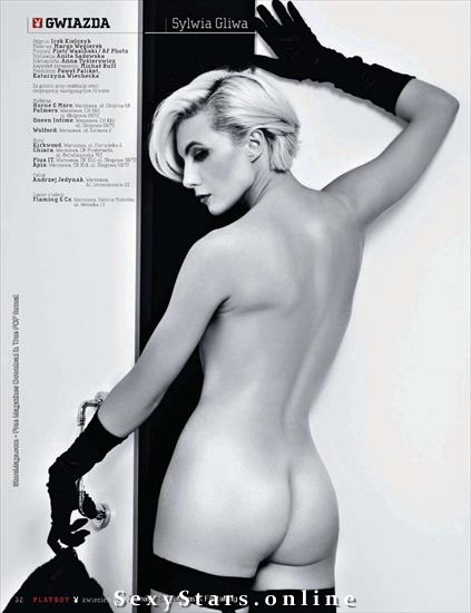 Сильвия Глива голая. Фото - 10