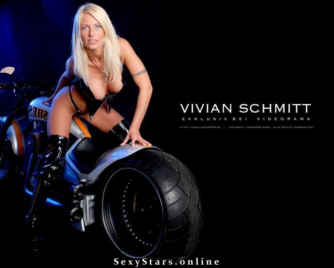 Вивиан Шмитт голая. Фото - 4