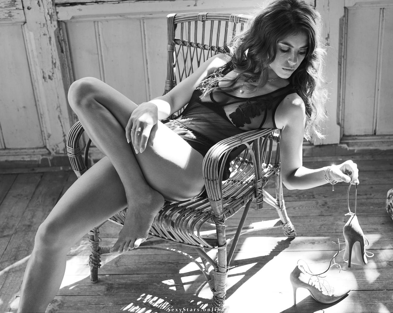 Weronika Rosati Nackt. Fotografie - 25