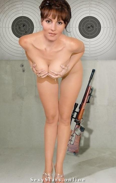 Альбина Ахатова голая. Фото - 2
