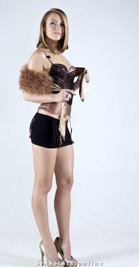 Александра Саитова голая. Фото - 7