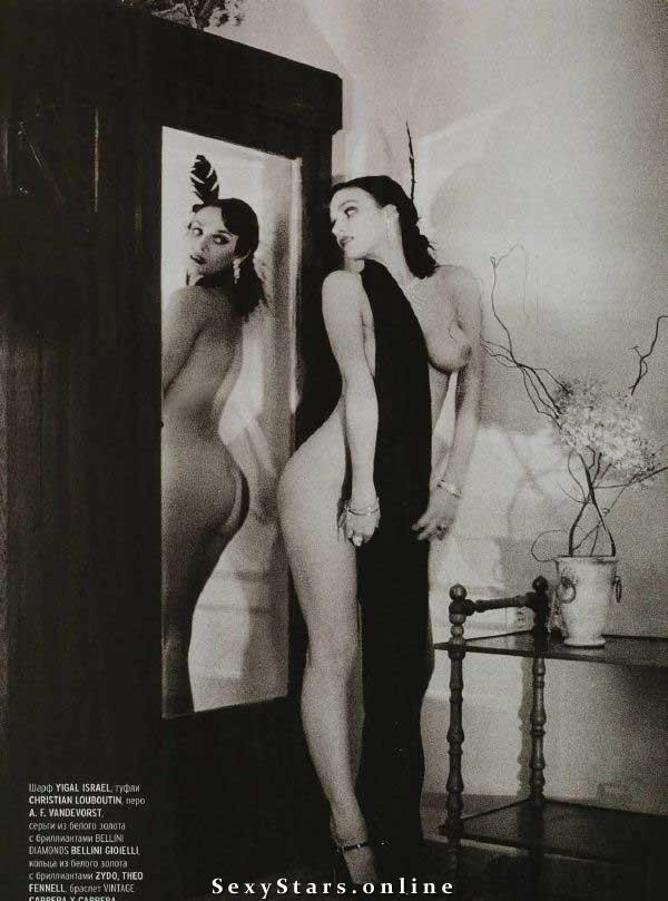 Алена Водонаева голая. Фото - 32
