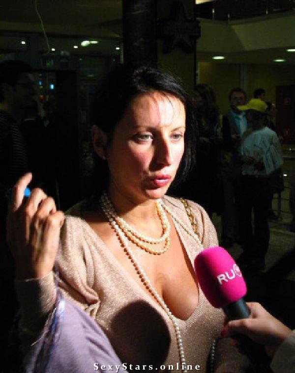 Алика Смехова голая. Фото - 7