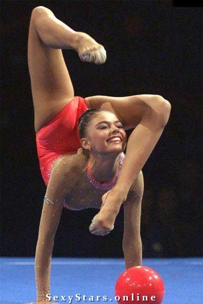 Алина Кабаева голая. Фото - 23