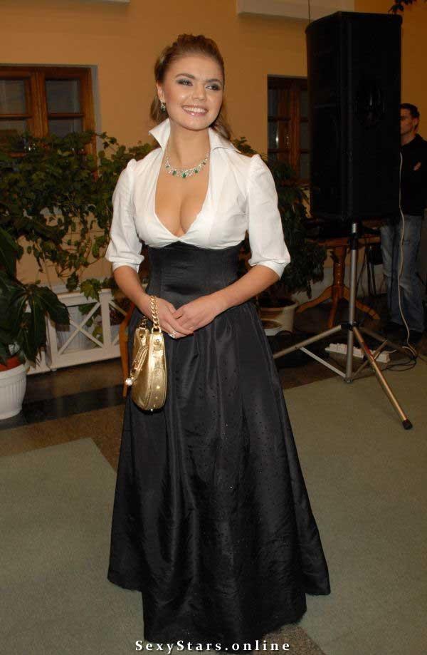 Алина Кабаева голая. Фото - 33