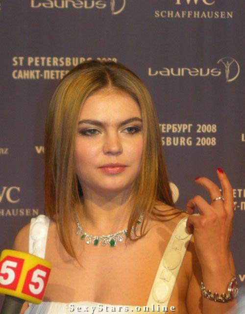 Алина Кабаева голая. Фото - 44