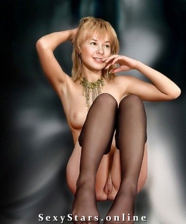 Алла Клюка голая. Фото - 2
