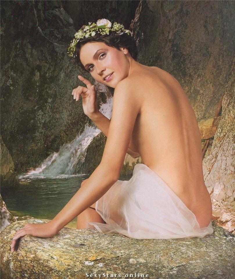 Анастасия Чернобровина голая. Фото - 1