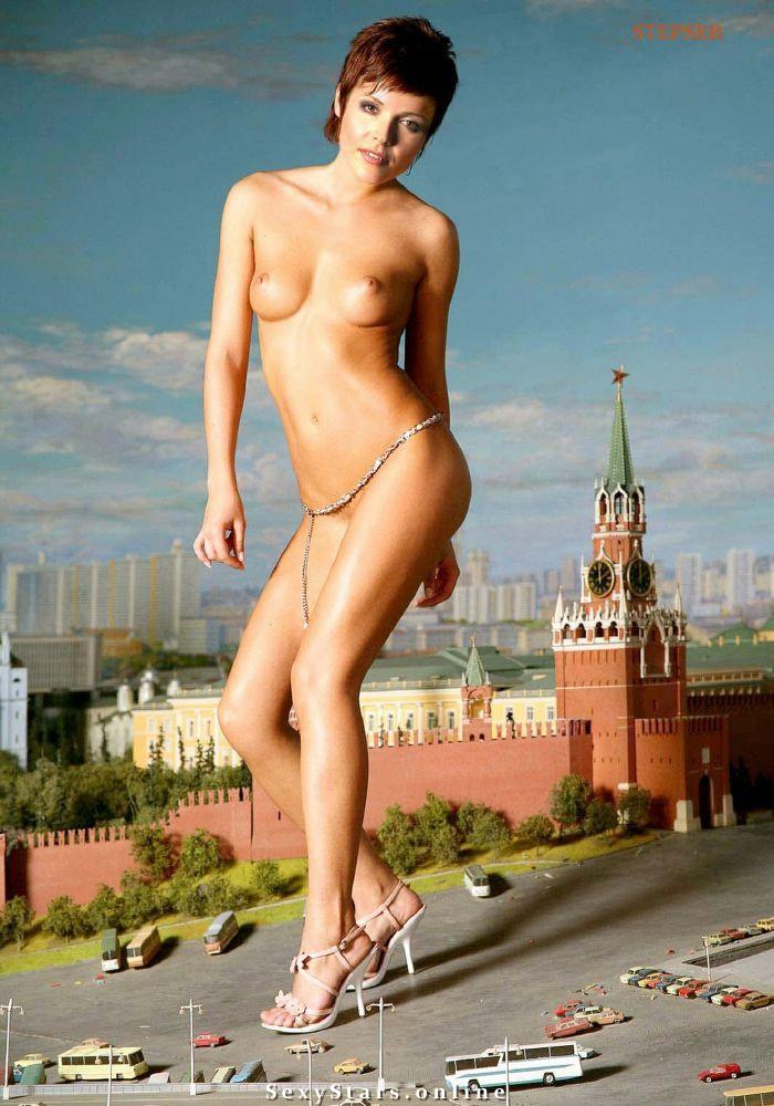 Анастасия Чернобровина голая. Фото - 4