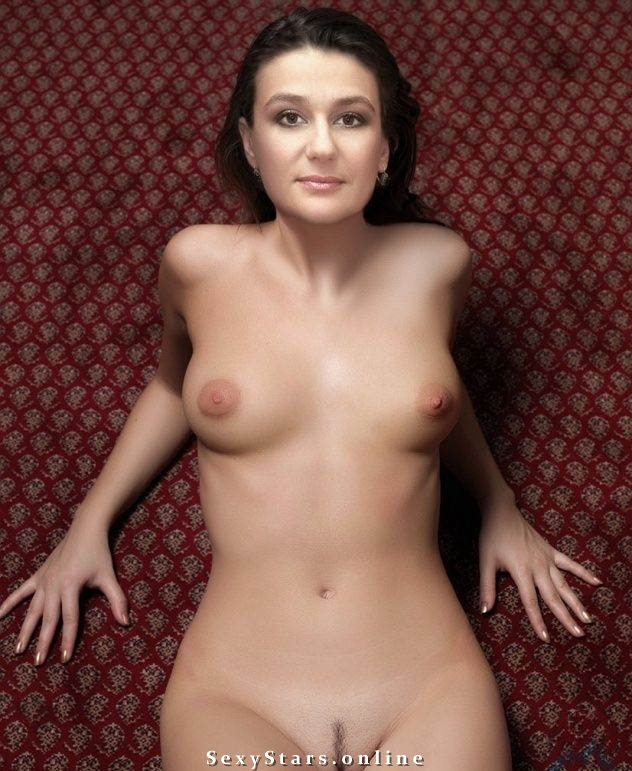 Анастасия Мельникова голая. Фото - 1
