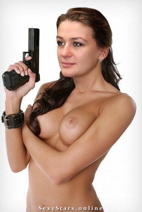 Анастасия Мельникова голая. Фото - 12