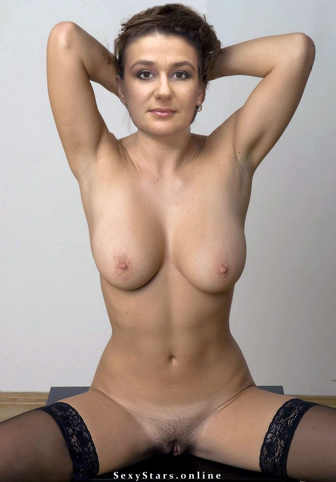 Анастасия Мельникова голая. Фото - 15