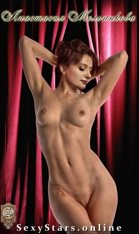 Анастасия Мельникова голая. Фото - 9