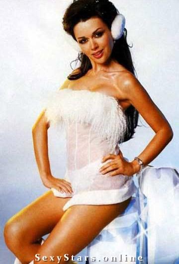 Анастасия Заворотнюк голая. Фото - 4