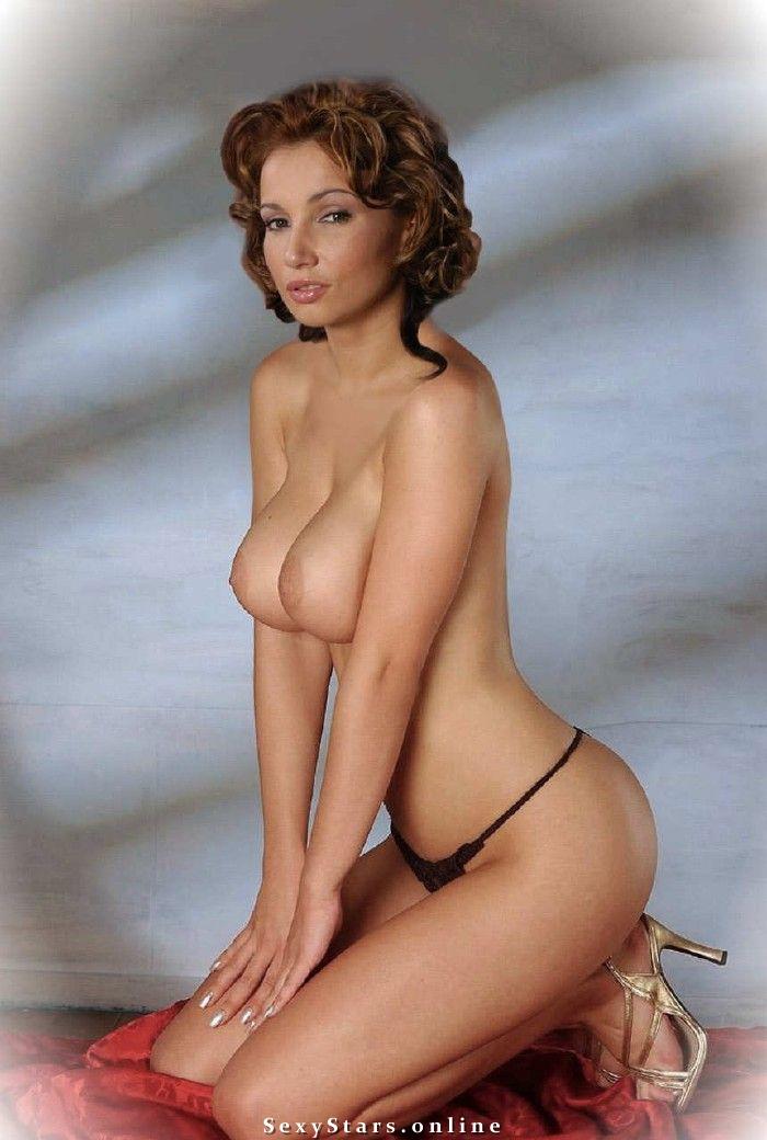 Ь голые знаменитые актрисы телеведущие женщины 3