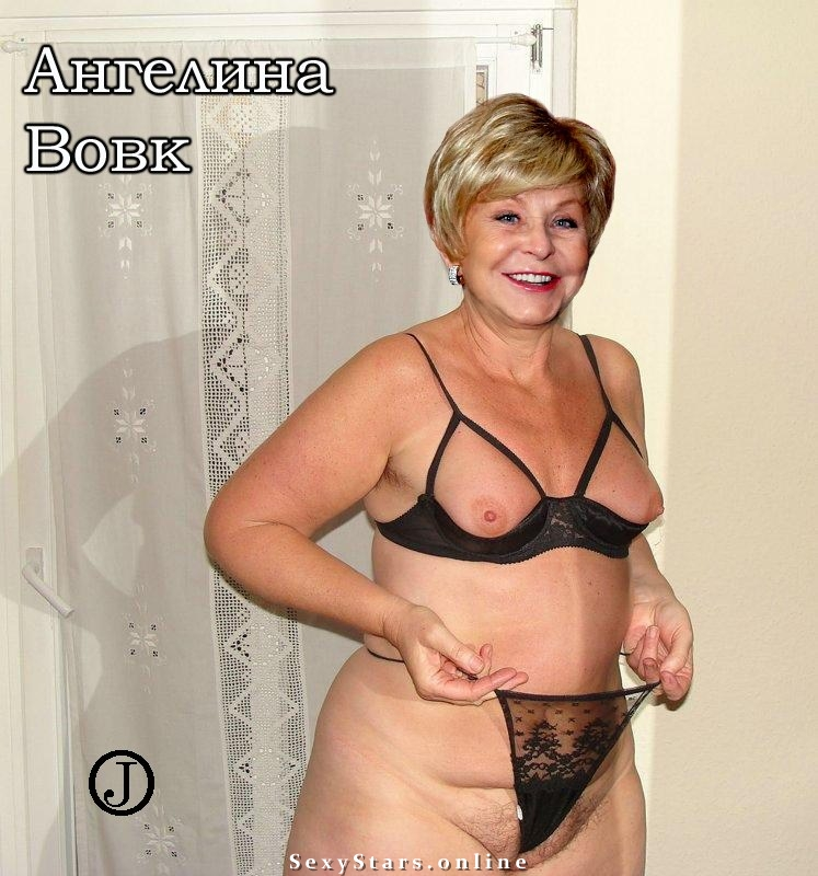Ангелина Вовк голая. Фото - 13