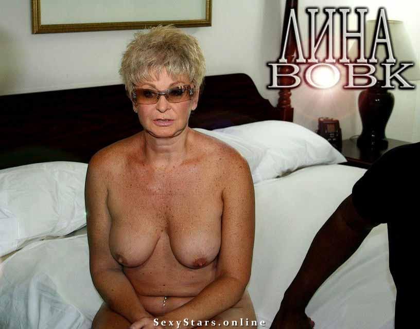 Ангелина Вовк голая. Фото - 6