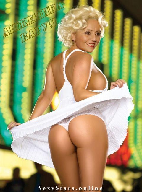 Анжелика Варум голая. Фото - 10