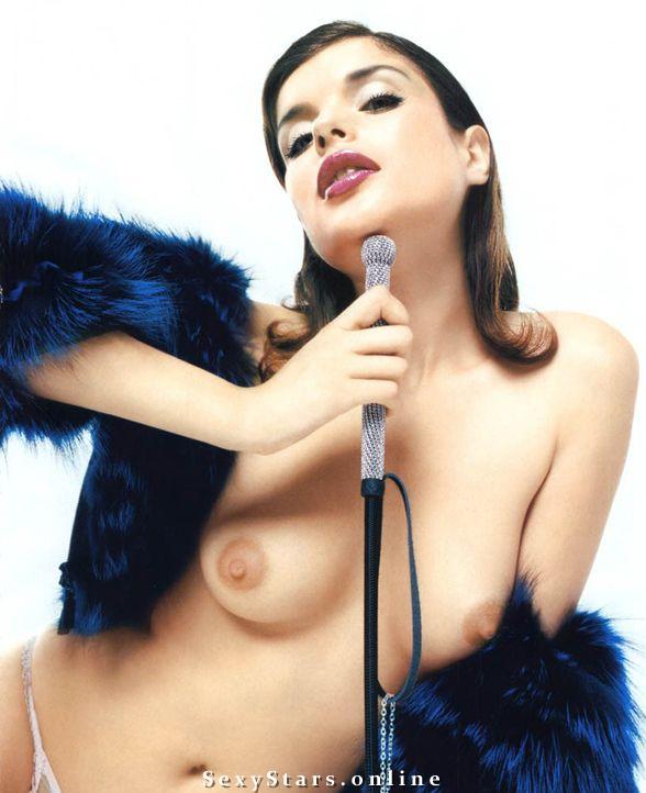 Анна Азарова голая. Фото - 10