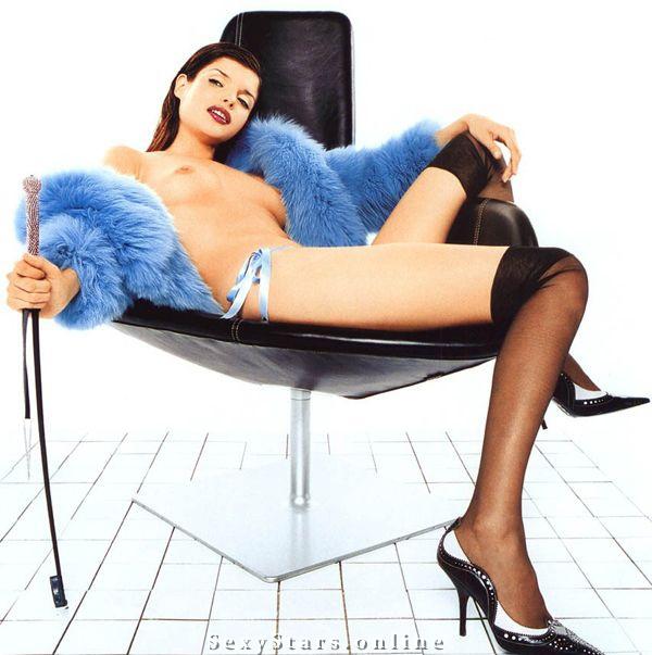 Анна Азарова голая. Фото - 8