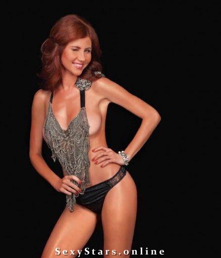 Анна Чапман голая. Фото - 6
