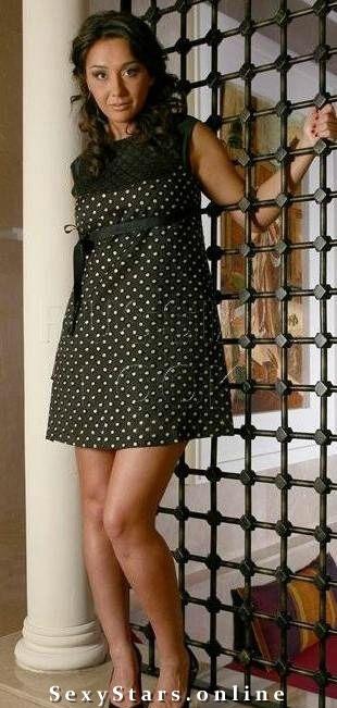 Анна Димова голая. Фото - 5
