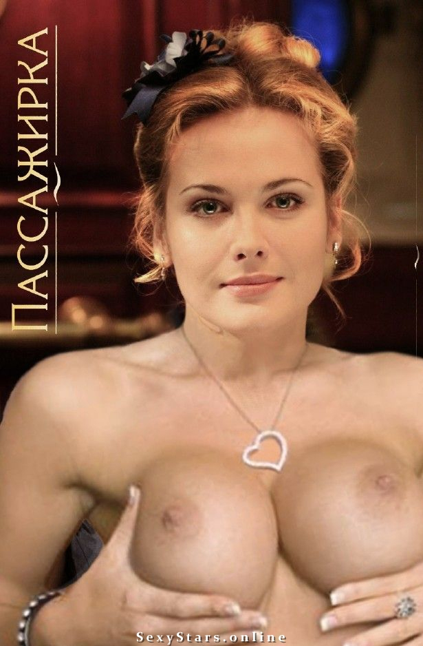 Анна Горшкова голая. Фото - 9