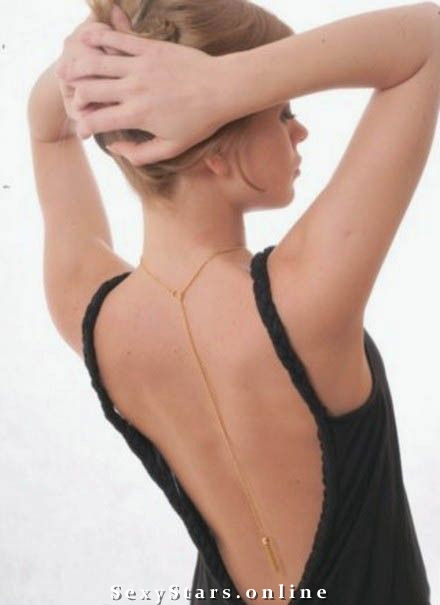 Анна Хилькевич голая. Фото - 3