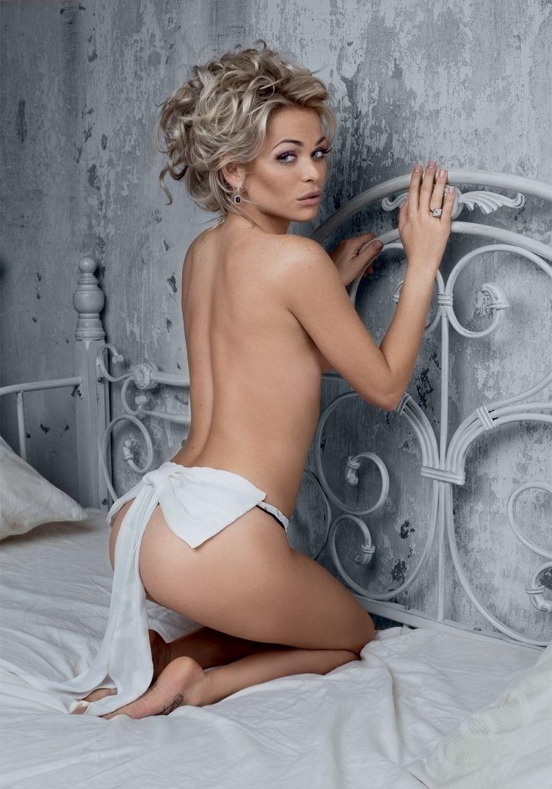 Анна Хилькевич голая. Фото - 36