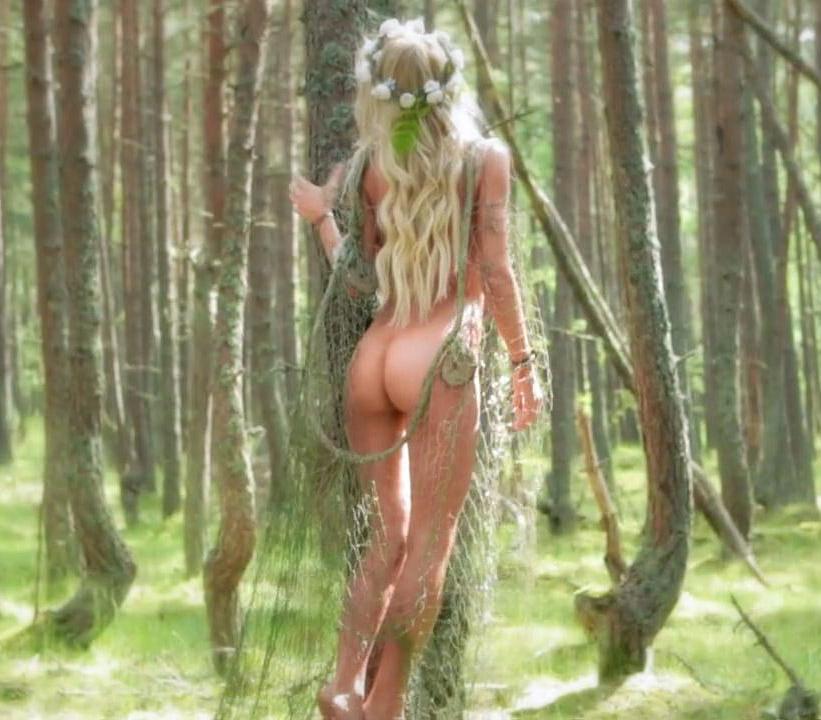 Анна Хилькевич голая. Фото - 41