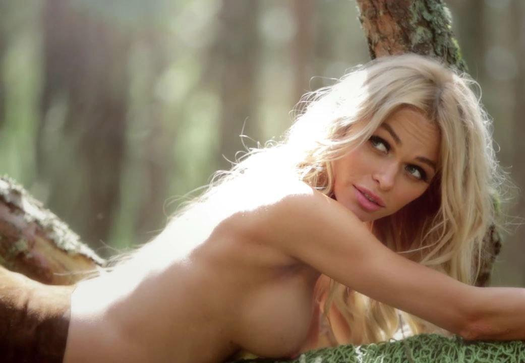 Анна Хилькевич голая. Фото - 45